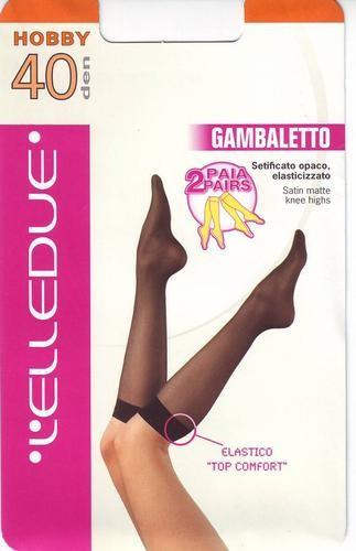 gambaletto elledue hobby 40 den