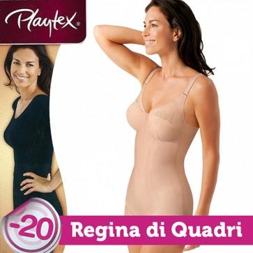 Playtex Body Modellatore Regina di Quadri - coppa B, C e D