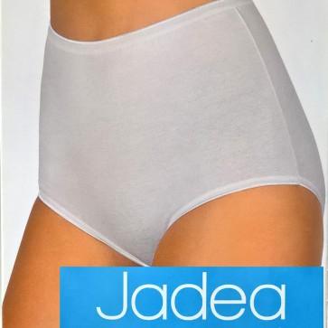 6 slip coulotte donna maxi Jadea slip vita alta in cotone elasticizzato