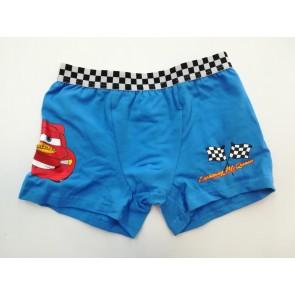Boxer per bambino, boxer bimbo Cars in cotone elasticizzato