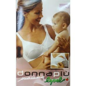 Reggiseno per allattamento LEPEL in cotone sulla pelle art. materno