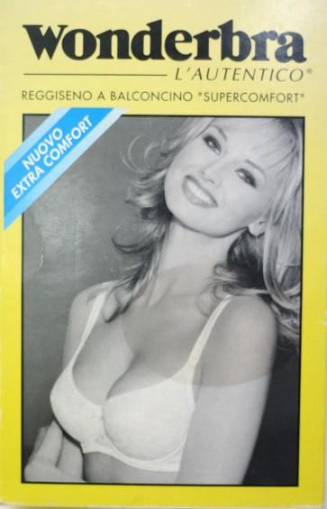 Reggiseno a Balconcino Wonderbra con effetto push up 17194 supercomfort