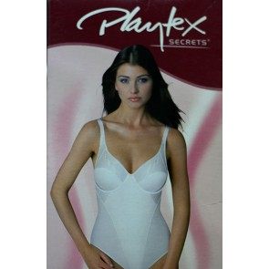 Body modellatore Playtex Secrets in morbida microfibra
